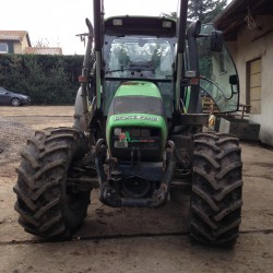 Deutz-Fahr agroton 120 news