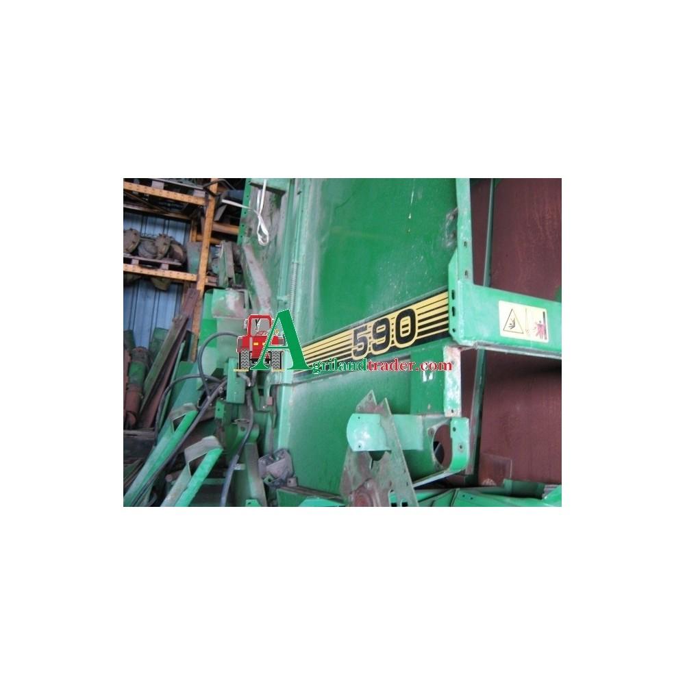 Pices dtaches pour tracteurs JOHN DEERE - CAM-AGRI -PARTS